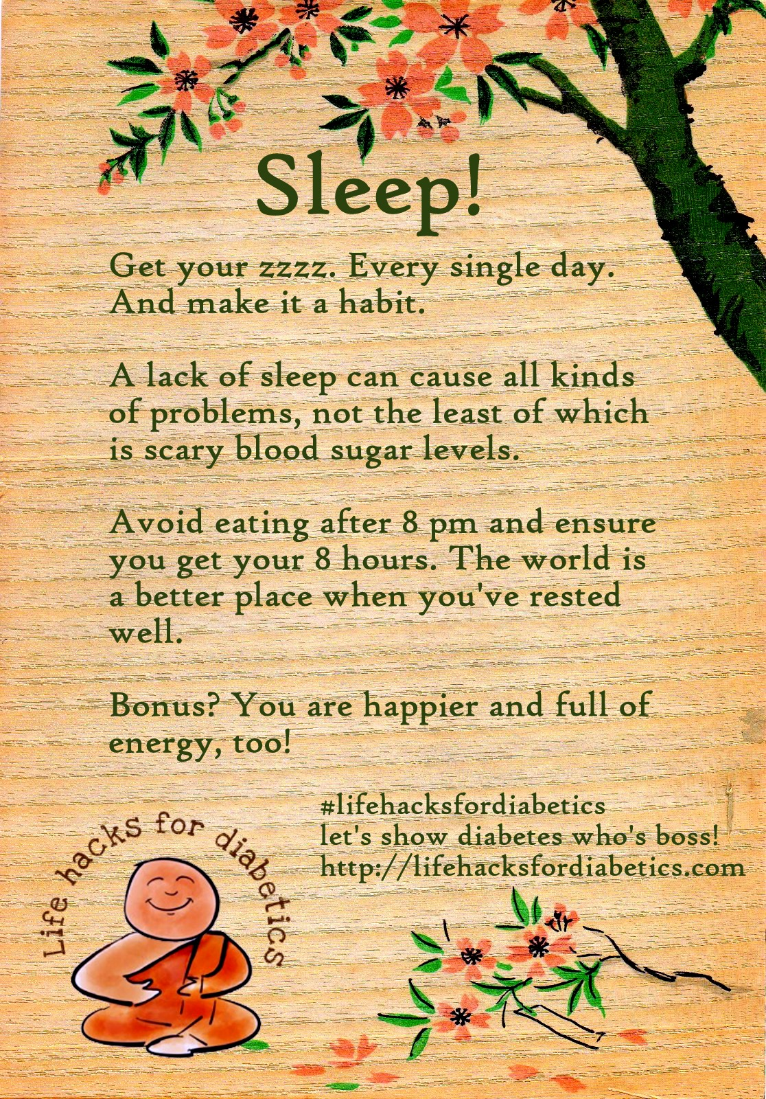 lifehacksfordiabetics sleep
