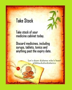 take stock a to z challenge